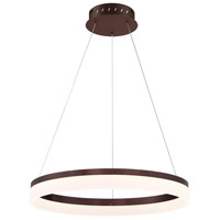 Minuta LED 23 inch Bronze Pendant Ceiling Light