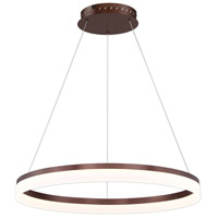 Minuta LED 32 inch Bronze Pendant Ceiling Light