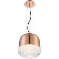 EuroFase 31868-037 Corson 1 Light 10 inch Gold Pendant Ceiling Light