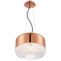 Corson 1 Light 14 inch Gold Pendant Ceiling Light