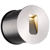 Signature LED Stainless Steel Outdoor Wall Sconce