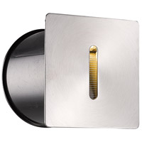 EuroFase 32151-015 Signature LED 4 inch Stainless Steel Outdoor Wall Sconce