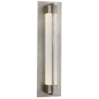 EuroFase 33692-012 Pari LED 20 inch Antique Silver Outdoor Wall Sconce