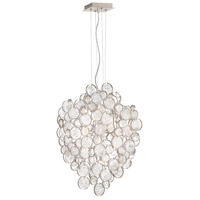 Trento 7 Light 11 inch Glass Chandelier Ceiling Light