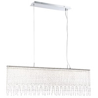 EuroFase 34043-011 Atwater LED 2 inch Chrome Chandelier Ceiling Light Large