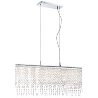 Atwater LED 2 inch Chrome Pendant Ceiling Light