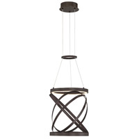 Avita LED 12 inch Bronze Pendant Ceiling Light