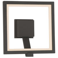 EuroFase 34121-016 Signature LED 13 inch Graphite Grey Outdoor Wall Sconce