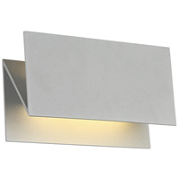 EuroFase 34173-015 Signature LED 6 inch Marine Grey Outdoor Wall Sconce