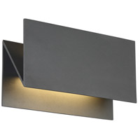 Graphite Grey Outdoor Wall Lights