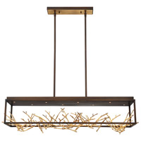 EuroFase 35642-015 Aerie LED 14 inch Bronze Chandelier Ceiling Light