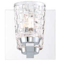 EuroFase 35646-013 Banbury LED 5 inch Chrome Wall Sconce Wall Light