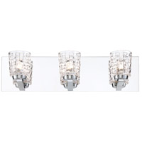 EuroFase 35647-010 Banbury LED 20 inch Chrome Vanity Light Wall Light