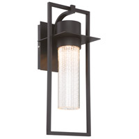 EuroFase 35889-014 Ontario LED 19 inch Black Outdoor Wall Mount Large
