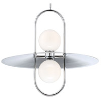 EuroFase 35898-023 Millbrook LED 20 inch Chrome Chandelier Ceiling Light alternative photo thumbnail