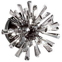 Lenka 6 Light Chrome Convertible Wall Sconce Wall Light