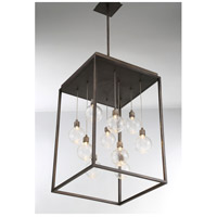 EuroFase 34058-015 Zarina LED 16 inch Bronze Chandelier Ceiling Light alternative photo thumbnail