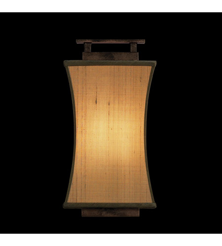 Fine Art Lamps 232850ST Fusion 1 Light 7 inch Oxidized Bronze Patina Coupe Wall Light photo