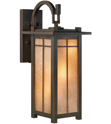 Fine Art Lamps 401281ST Capistrano 4 Light 36 inch Warm Bronze Patina Outdoor Wall Mount photo