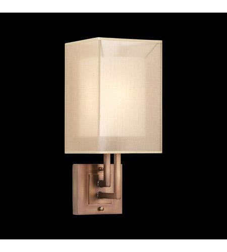 Fine Art Lamps Quadralli 1 Light Bath Sconce in Rich Bourbon 586750ST photo