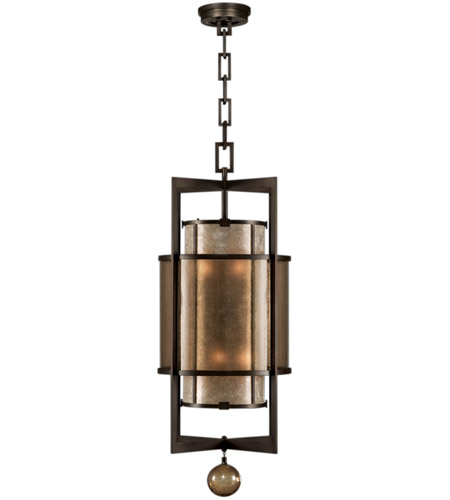 Fine Art Lamps Singapore Moderne 6 Light Lantern in Brown Patinated Bronze 591240ST photo