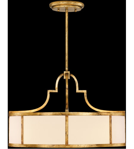 Fine Art Lamps 601840ST Portobello Road 8 Light 48 inch Dore Gold Pendant Ceiling Light photo