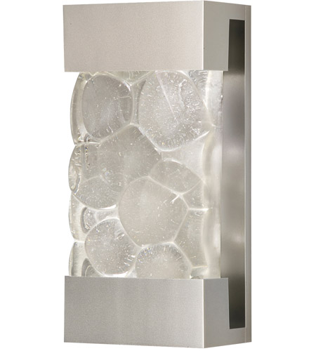 Silver Crystal Bakehouse Wall Sconces