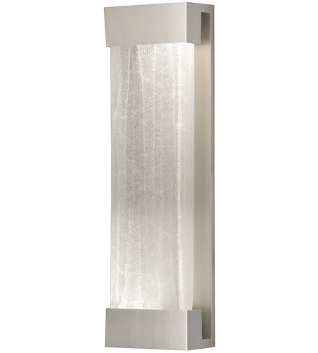 Fine Art Lamps 811050-23ST Crystal Bakehouse 2 Light 7 inch Silver Sconce Wall Light photo