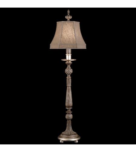 Fine Art Lamps Villa Vista 1 Light Console Lamp in Hand Painted Driftwood 811115ST photo