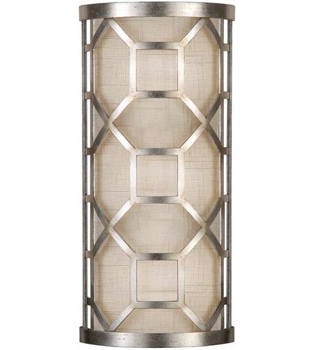Fine Art Lamps Allegretto 2 Light Sconce in Silver 816850GU photo
