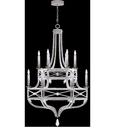 Silver Gray Chandeliers