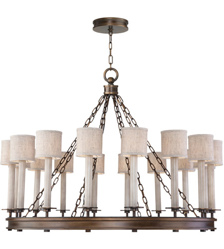 Fine Art Lamps 888740-11ST Cienfuegos 16 Light 44 inch Bronze Chandelier Ceiling Light photo thumbnail