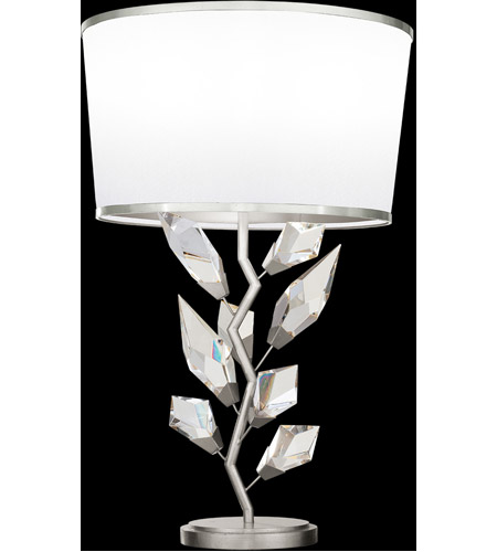 Silver Foret Table Lamps