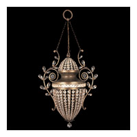 Fine Art Lamps A Midsummer Nights Dream 4 Light Pendant in Cool Moonlit Patina 138749ST