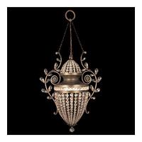 Fine Art Lamps A Midsummer Nights Dream 4 Light Pendant in Cool Moonlit Patina 138749ST photo thumbnail