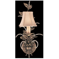 Fine Art Lamps A Midsummer Nights Dream 1 Light Sconce in Cool Moonlit Patina 161550ST