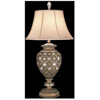 A Midsummer Nights Dream 37 inch 150 watt Gold Table Lamp Portable Light