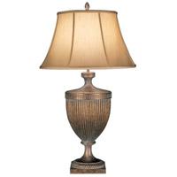 Fine Art Lamps 179310ST Verona 36 inch 150 watt Gold Table Lamp Portable Light