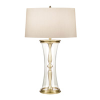 Grosvenor Square 33 inch 150 watt Antique Brass Table Lamp Portable Light