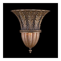 Fine Art Lamps A Midsummer Nights Dream 1 Light Coupe in Cool Moonlit Patina 212950ST