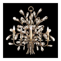 Fine Art Lamps A Midsummer Nights Dream 5 Light Chandelier in Cool Moonlit Patina 224540ST
