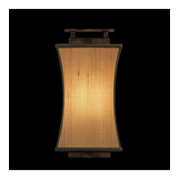 Fine Art Lamps 232850ST Fusion 1 Light 7 inch Oxidized Bronze Patina Coupe Wall Light photo thumbnail