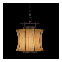 Fine Art Lamps Fusion 1 Light Pendant in Oxidized Bronze Patina 233449ST