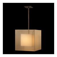 Fine Art Lamps Quadralli 1 Light Pendant in Rich Bourbon 330640ST