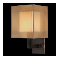 Fine Art Lamps Quadralli 1 Light Sconce in Rich Bourbon 331150ST