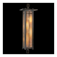 Fine Art Lamps Capistrano 4 Light Outdoor Coupe in Warm Bronze Patina 401681ST