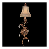 Fine Art Lamps Pastiche 1 Light Sconce in Bronzed Gold 408050ST