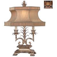 Fine Art Lamps 408810-2ST Pastiche 30 inch 100 watt Gold Table Lamp Portable Light