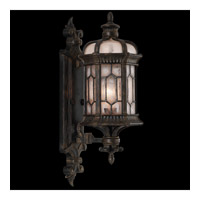 Fine Art Lamps Devonshire 1 Light Outdoor Wall Mount in Antiqued Bronze 413781ST