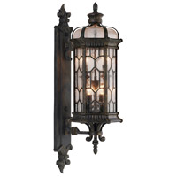 Fine Art Lamps 413881-1ST Devonshire 4 Light 32 inch Bronze Outdoor Wall Mount